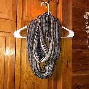 Macy's scarf!